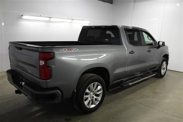 Chevrolet Silverado 1500 2020 - Image #4