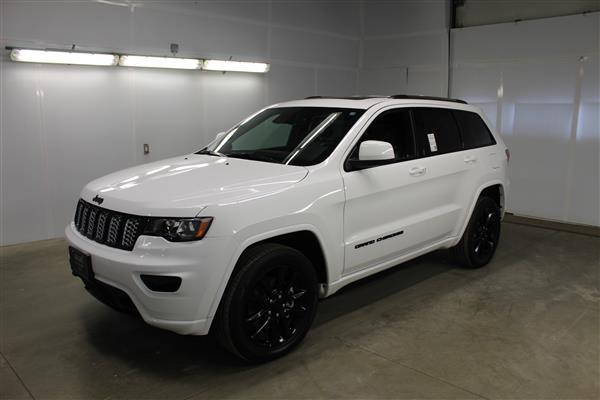 Jeep Grand Cherokee 2021 - Image #1
